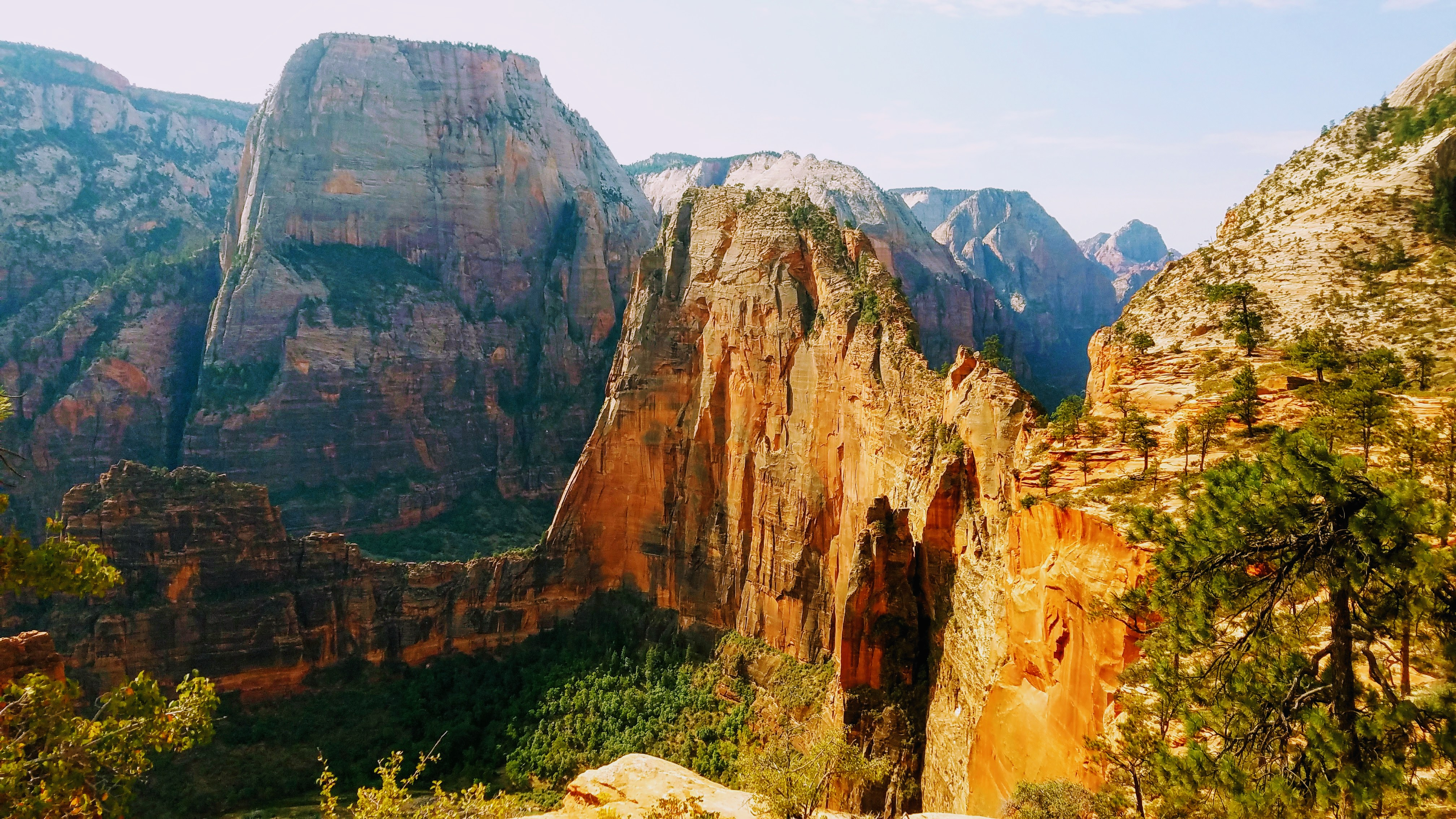 permits in zion national park